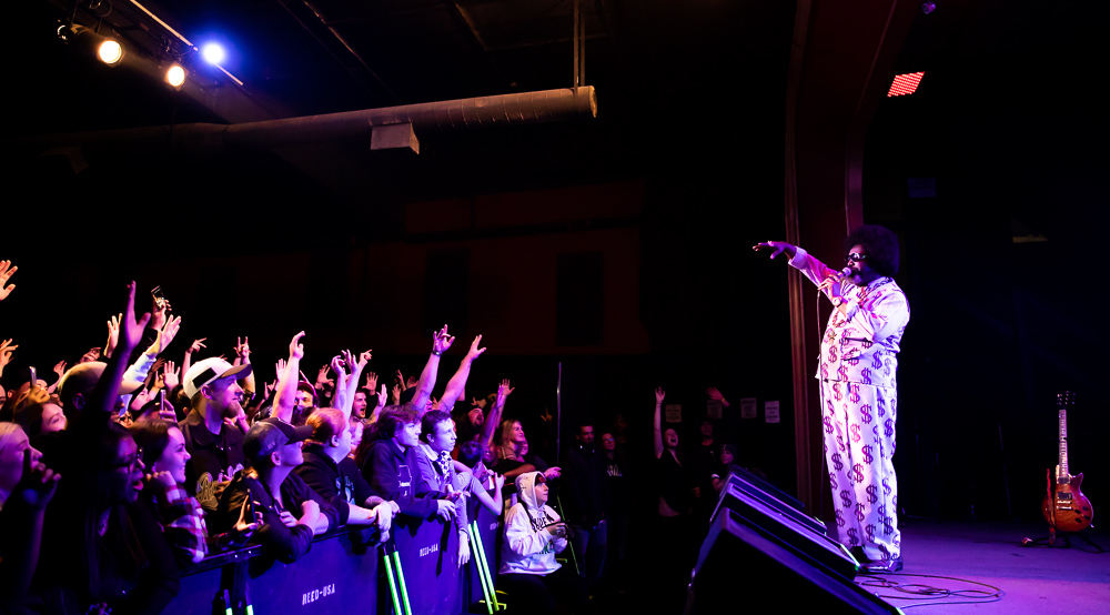 Afroman, Hawthorne Theatre, photo by Sal Barragan