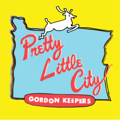 Gordon Keepers will celebrate the release of his new album 'Pretty Little City' at No Fun on February 15,