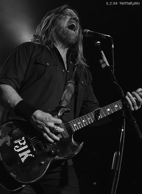Corrosion of Conformity, Hawthorne Theatre, photo by Kevin Pettigrew