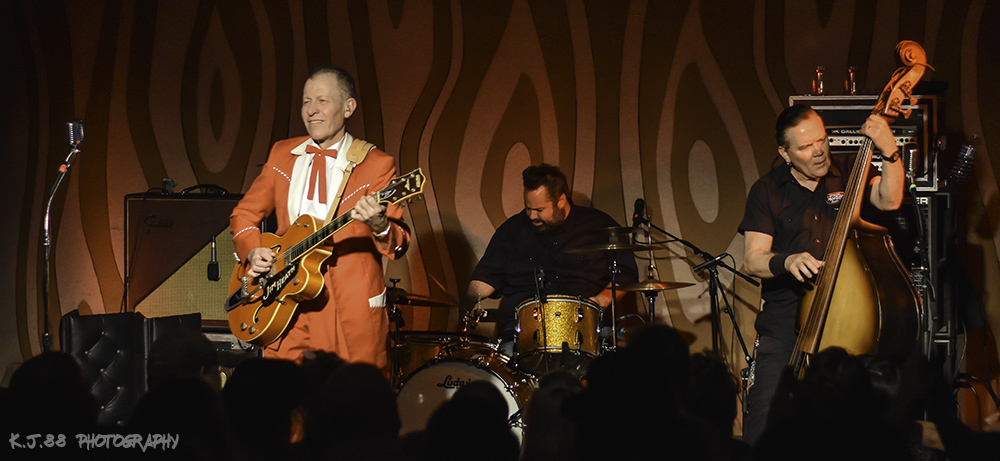 Reverend Horton Heat, Doug Fir Lounge, photo by Kevin Pettigrew