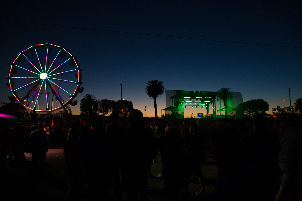 Classixx, Treasure Island Music Festival, photo by Matt Ellis