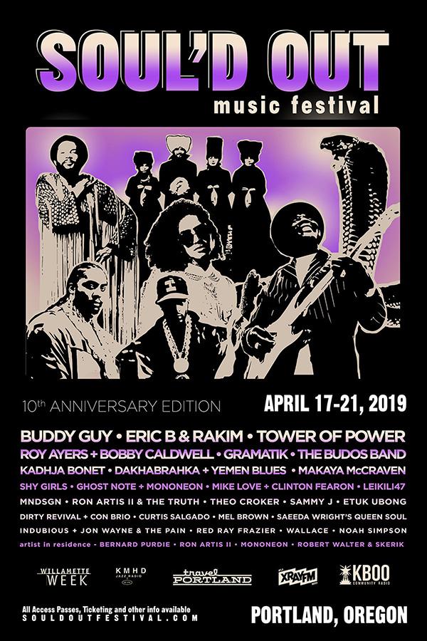 Soul'd Out Music Festival | Vortex Music Magazine