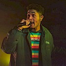 Bryce Vine, Hawthorne Theatre, photo by Henry Ward