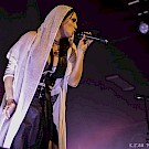 Within Temptation, Roseland Theater, photo by Kevin Pettigrew