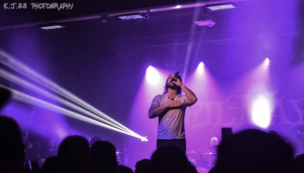 Veil of Maya, Hawthorne Theatre, photo by Kevin Pettigrew