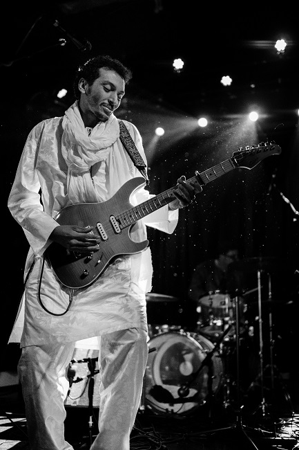Bombino, Star Theater, photo by Roderick Allen