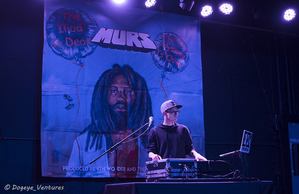 Murs, Hawthorne Theatre, photo by Ashley Strom