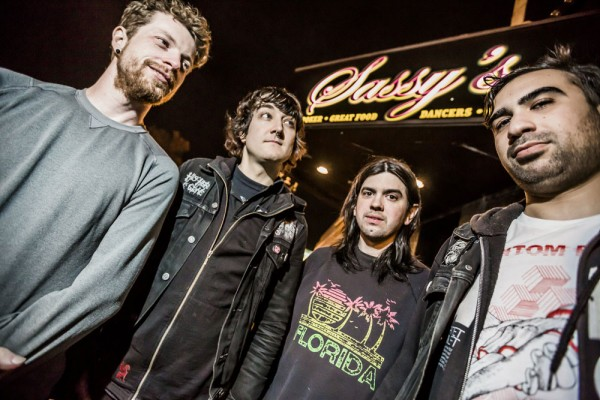 Metal and strippers: Usnea at Sassy's