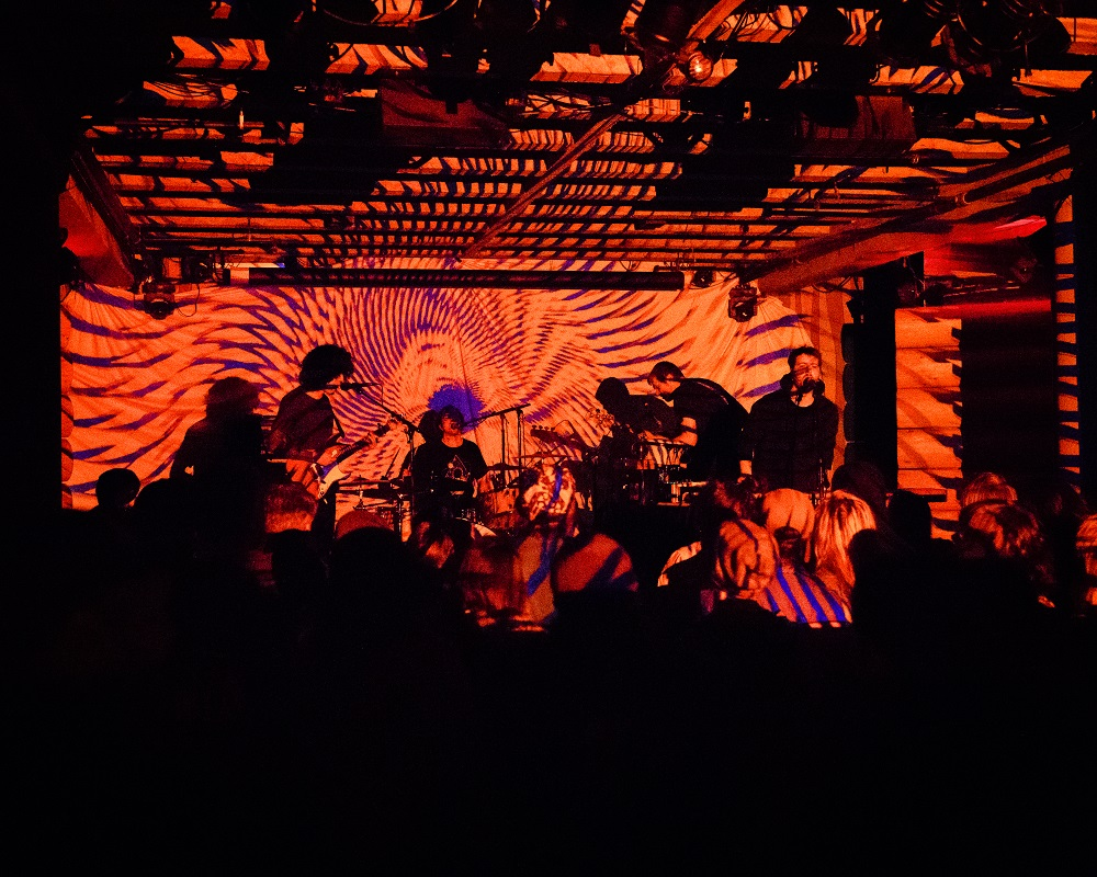 Cambrian Explosion, Doug Fir Lounge, photo by Roderick Allen