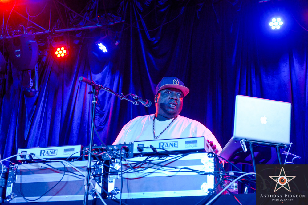 The Sugarhill Gang, Dante's, Soul'd Out Music Festival, photo by Anthony Pidgeon