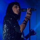 Phantogram, Crystal Ballroom, KNRK, photo by Ronit Fahl