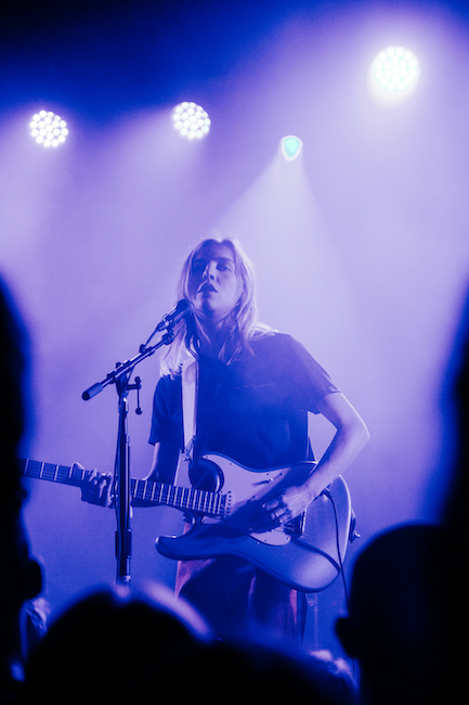 The Japanese House, Wonder Ballroom, photo by Sydney Wisner