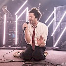 Passion Pit, Roseland Theater, photo by Ashley Strom