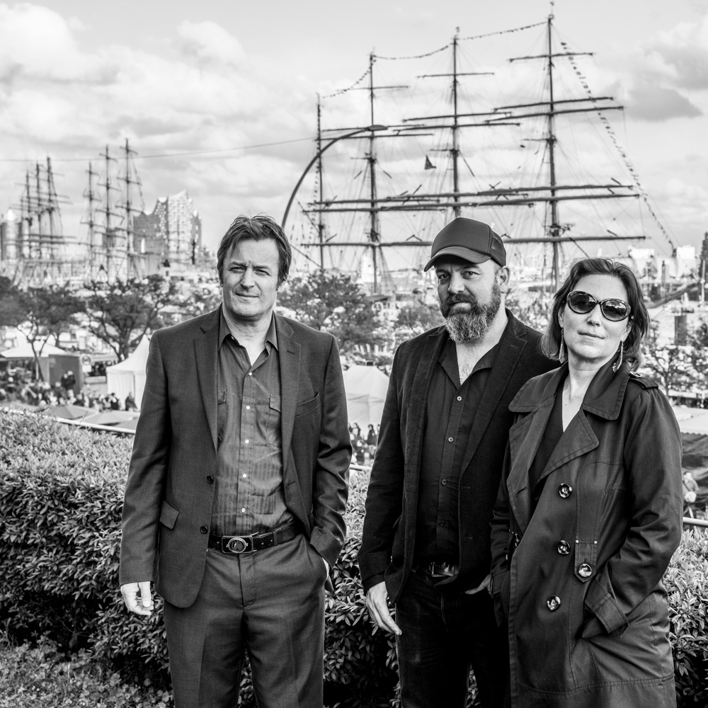 The Delines, Nochtspeicher, photo by Frank Siemers
