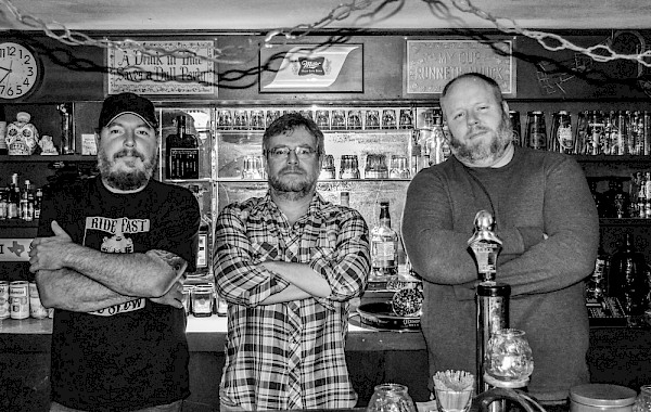 Live from The Helm with Eric Kotila, Phil Favorite and Mike Lee: Photo by Local Hero Media