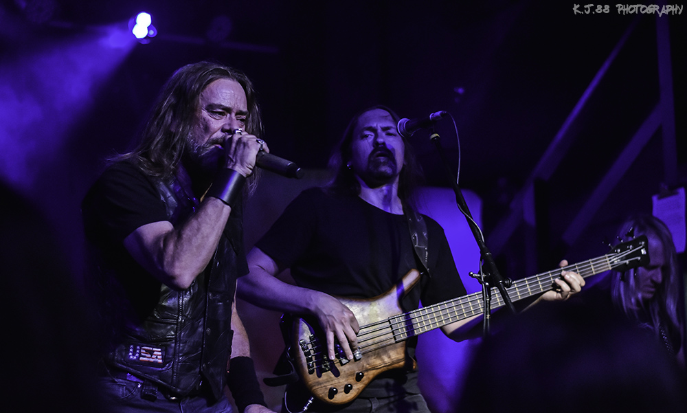 Flotsam and Jetsam, Hawthorne Theatre, photo by Kevin Pettigrew