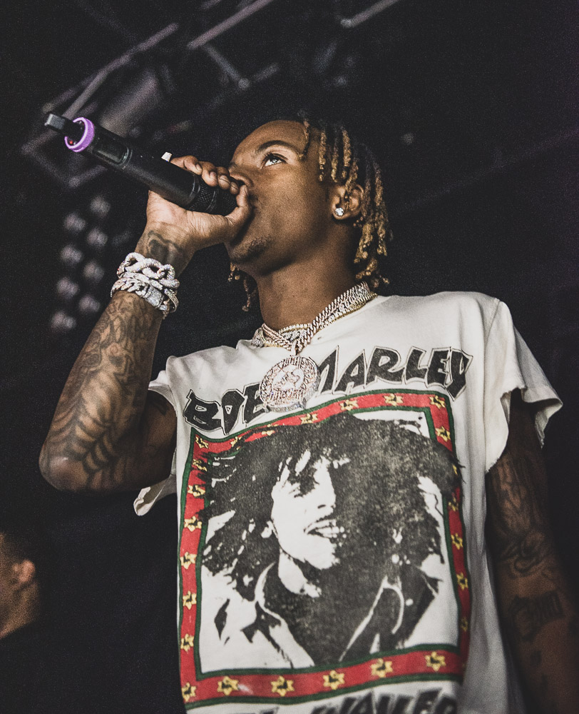 Rich The Kid, Roseland Theater, photo by Henry Ward