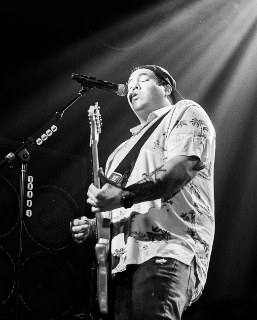 Sublime with Rome, Roseland Theater, photo by Sal Barragan