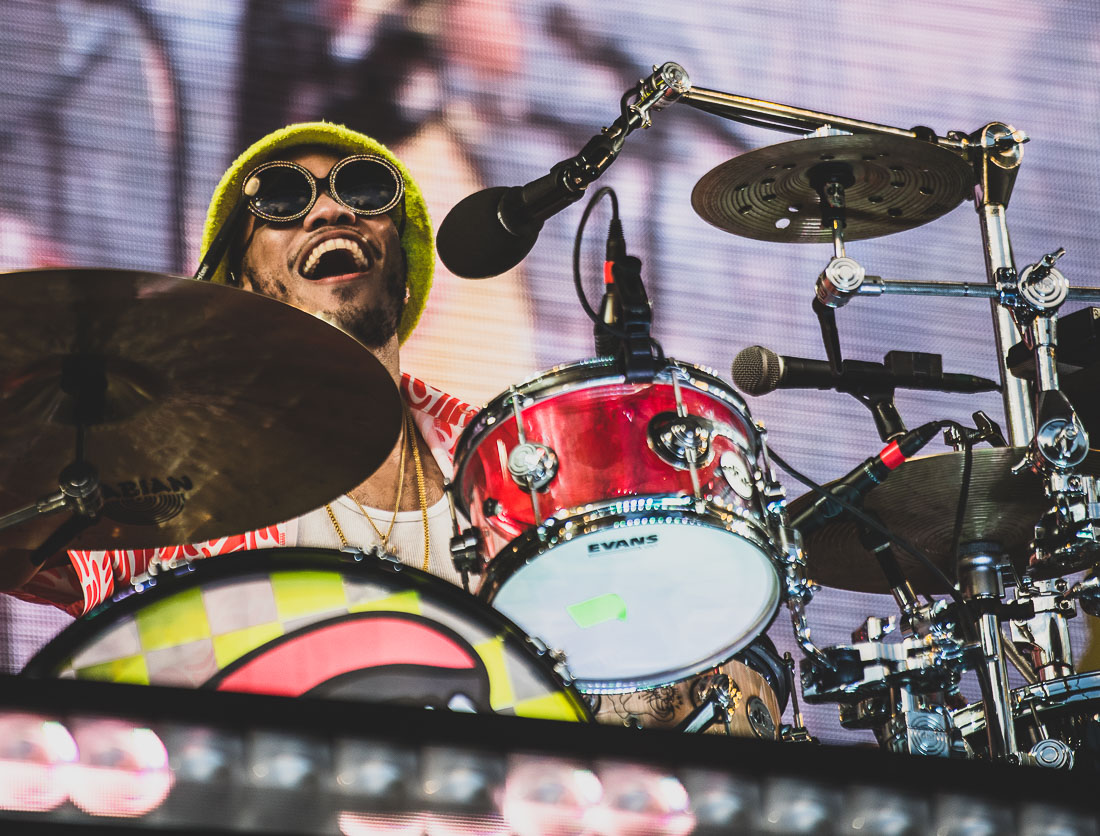 Anderson .Paak, Edgefield, photo by Henry Ward