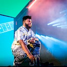 Khalid, Moda Center, photo by Miguel Padilla