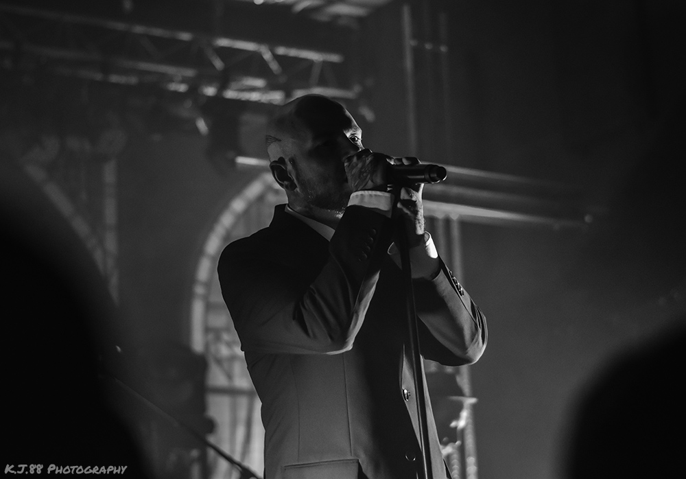 Photos of Demon Hunter at Hawthorne Theatre on August 8, 2019