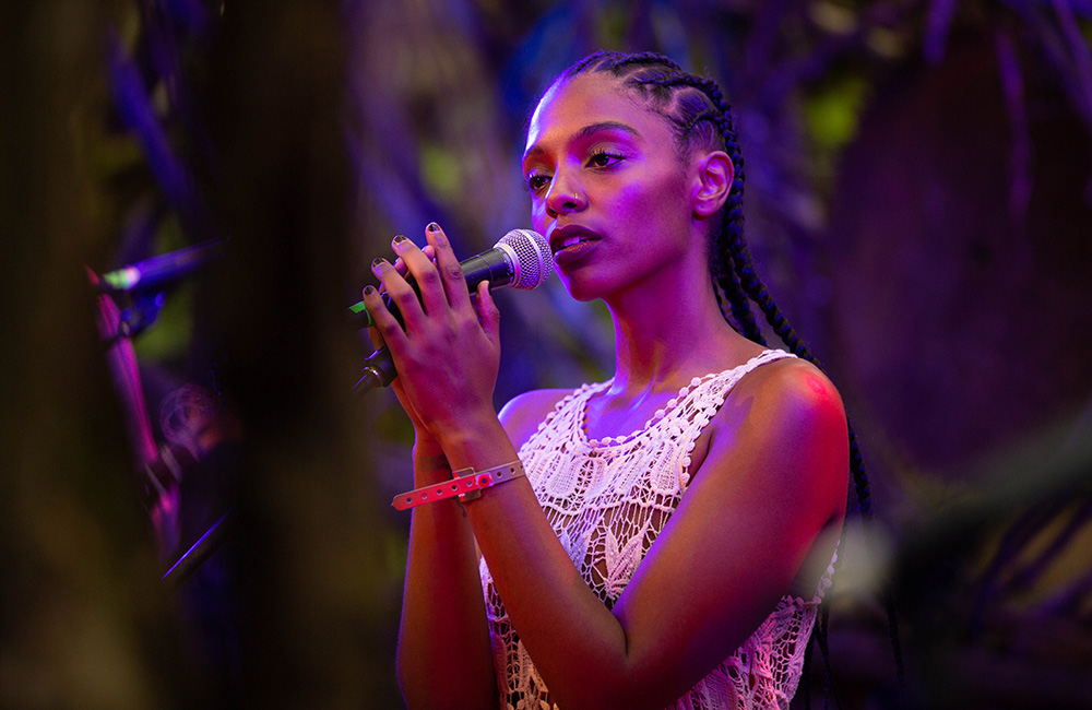 Mereba, Pickathon, photo by Joe Duquette
