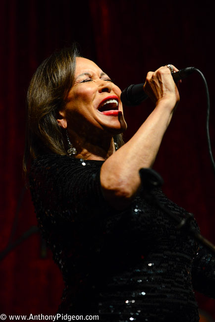 Freda Payne, Jimmy Mak's [CLOSED], PDX Jazz Festival, PDX Jazz, photo by Anthony Pidgeon