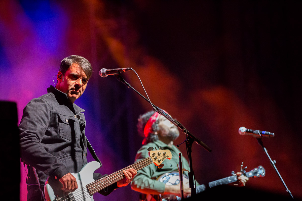 The Avett Brothers, Gorge Amphitheatre, photo by Katie Roggemann