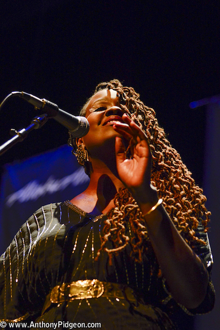 Somi, Newmark Theatre, PDX Jazz Festival, PDX Jazz, photo by Anthony Pidgeon