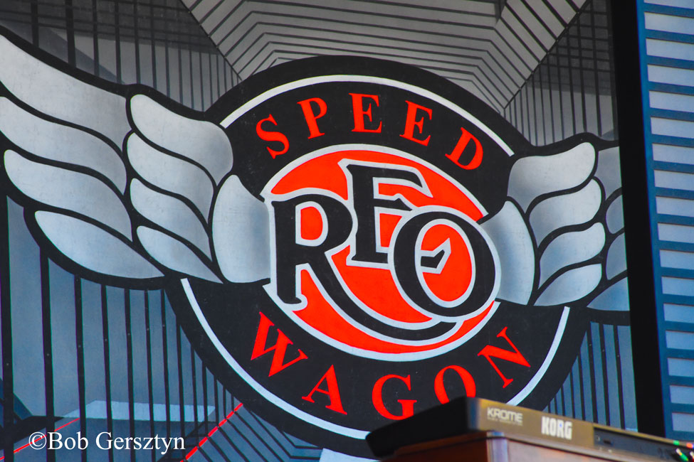 REO Speedwagon, Oregon State Fair, photo by Bob Gersztyn