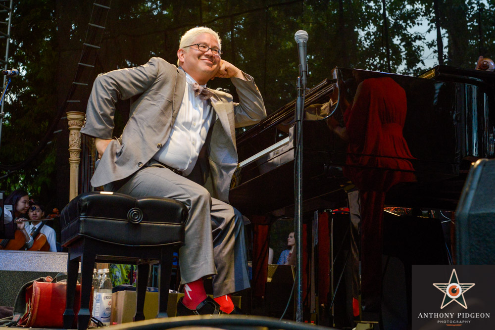 Pink Martini, Thomas Lauderdale, Edgefield, photo by Anthony Pidgeon