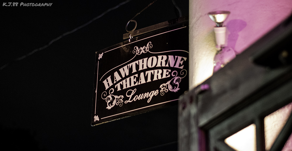 Hawthorne Theatre, photo by Kevin Pettigrew