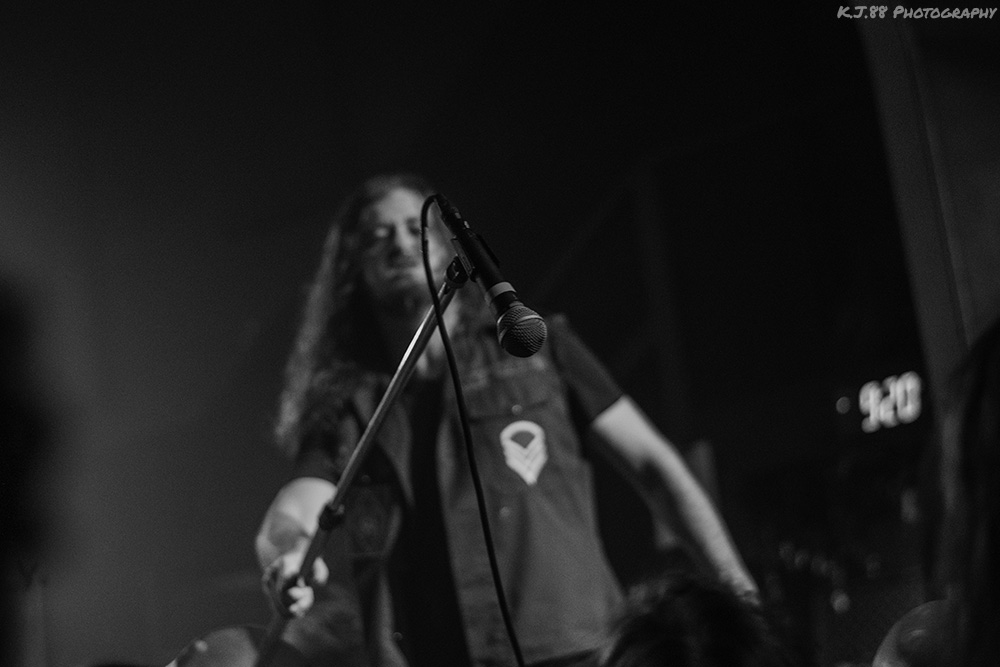 Warbringer, Hawthorne Theatre, photo by Kevin Pettigrew