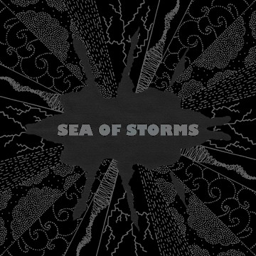 Sea of Storms artwork by Kali Giaritta