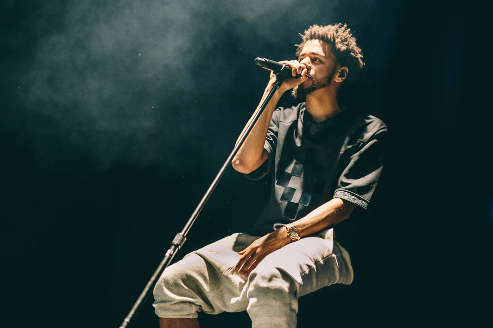 J cole tour dates 2015