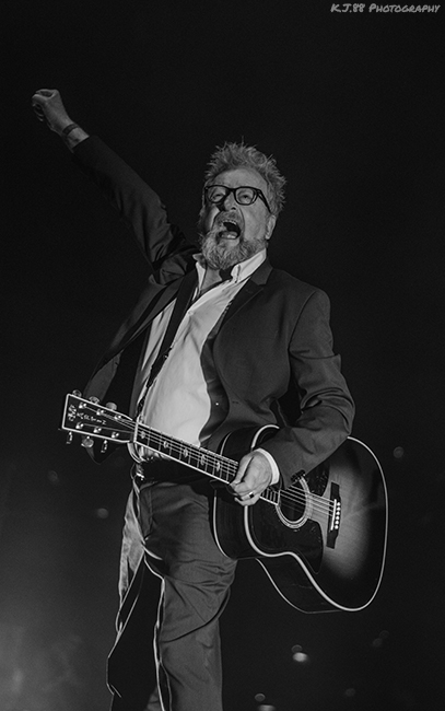 Flogging Molly, Veterans Memorial Coliseum, photo by Kevin Pettigrew