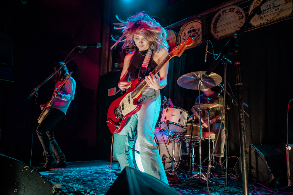Summer Cannibals, Mississippi Studios, photo by Ignacio Quintana