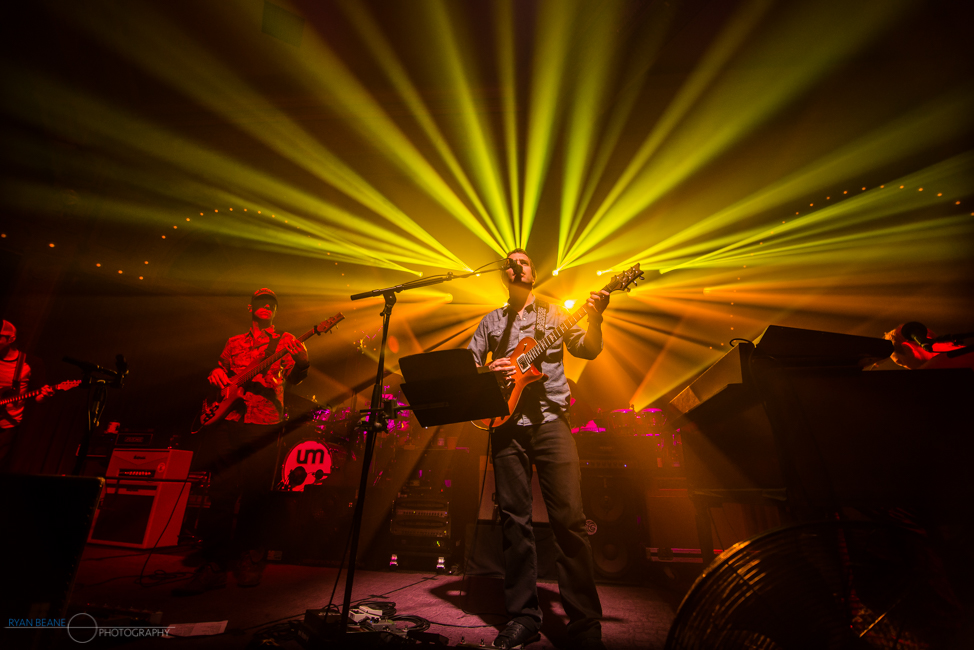 Umphrey's McGee, Crystal Ballroom, photo by Ryan Beane