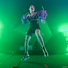Charli XCX, Roseland Theater, photo by John Alcala