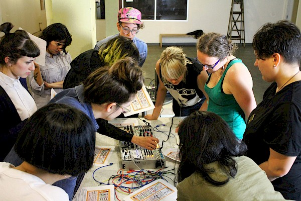 A Synth Library workshop at S1