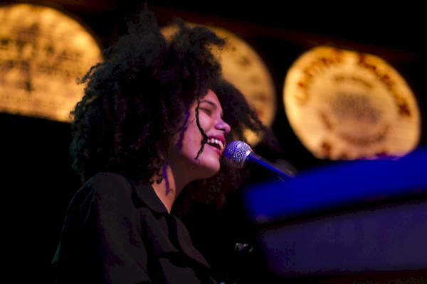 Lisa-Kaindé Diaz of Ibeyi