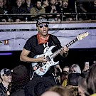 Tom Morello, Roseland Theater, photo by Kevin Pettigrew