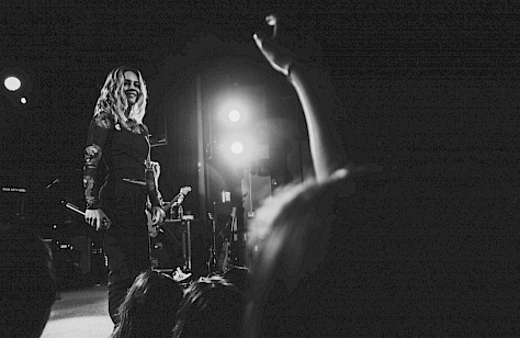 Bea Miller, Wonder Ballroom, photo by Jackson Pickard