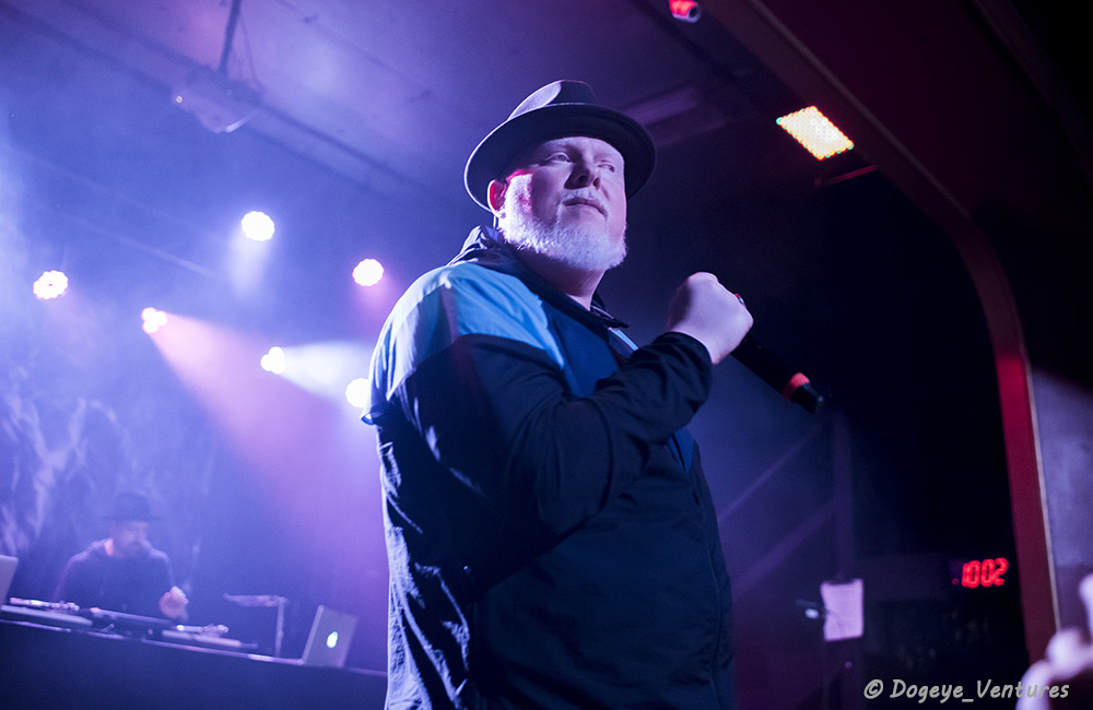 Brother Ali, Hawthorne Theatre, photo by Ashley Strom