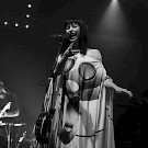 Kimbra, Crystal Ballroom, Soul'd Out Music Festival, photo by Sydnie Kobza