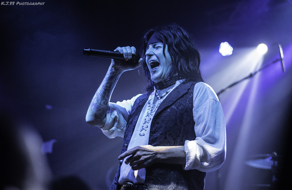 L.A. Guns, Bossanova Ballroom, photo by Kevin Pettigrew