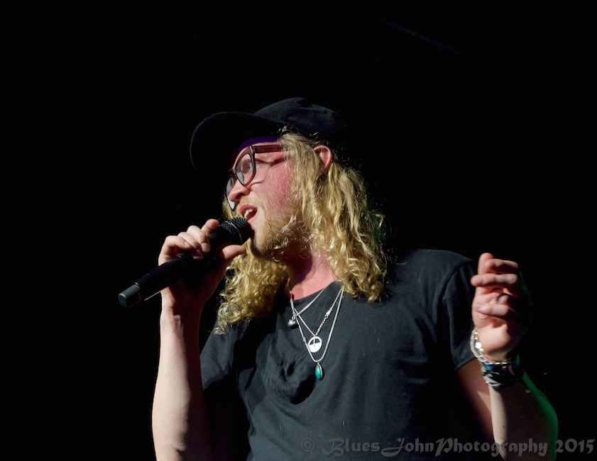 Allen Stone, Roseland Theater, Soul'd Out Music Festival, photo by John Alcala