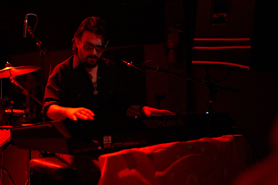 Shooter Jennings, Mississippi Studios, photo by Tyler Johnston