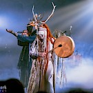Heilung, Roseland Theater, photo by Jesse Lanier