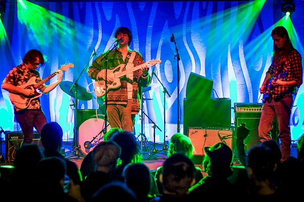 Jackson Boone at the Doug Fir Lounge on May 25, 2015—click to see a whole gallery of photos by Corey Terrill